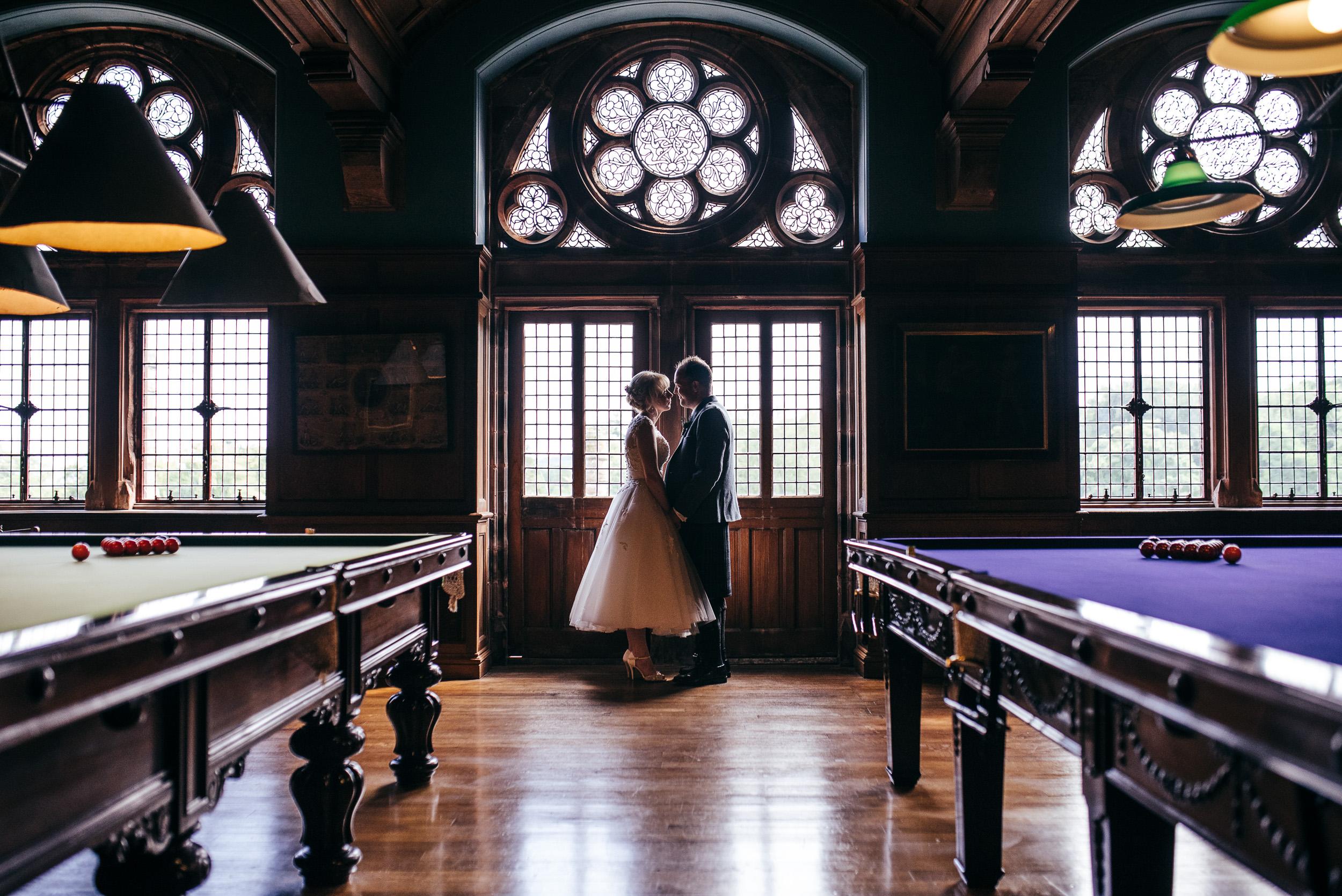 Mount Stuart Isle of Bute Wedding