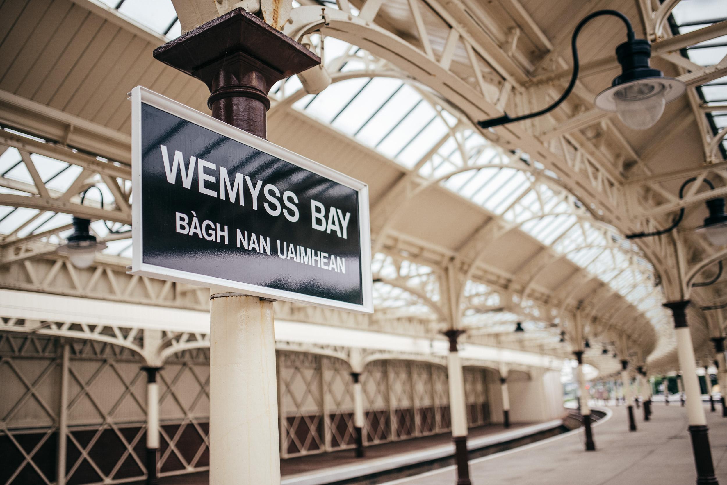 Wemyss Bay Train Station