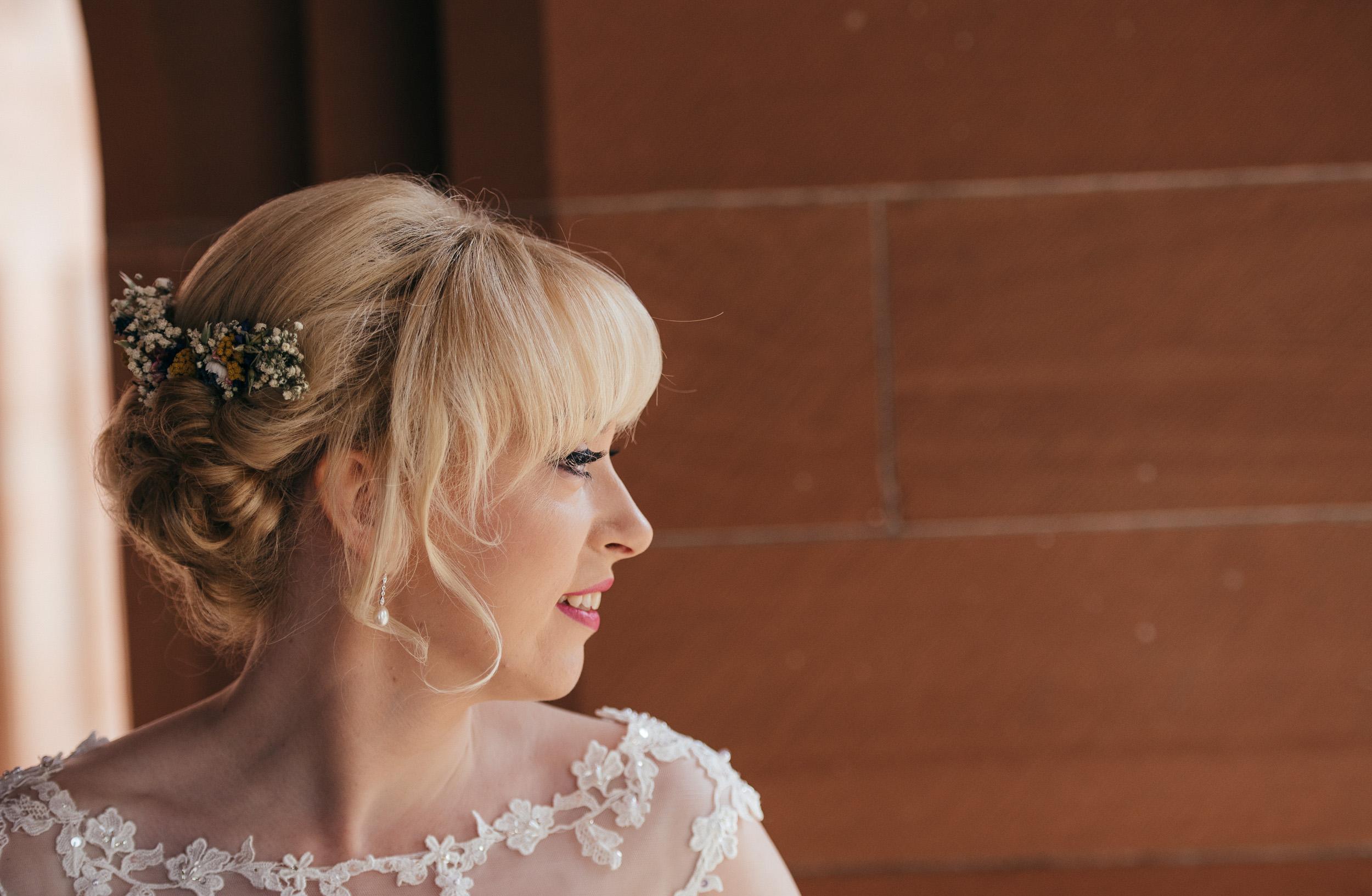 Bride Mount Stuart