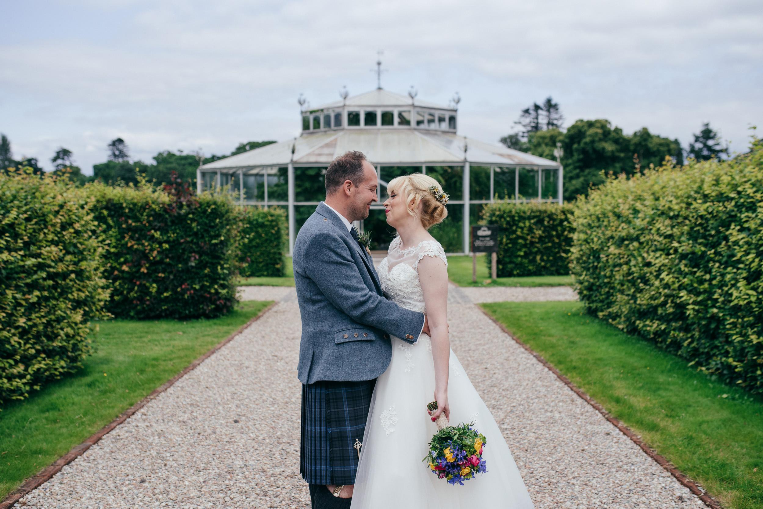 Isle of Bute wedding photography