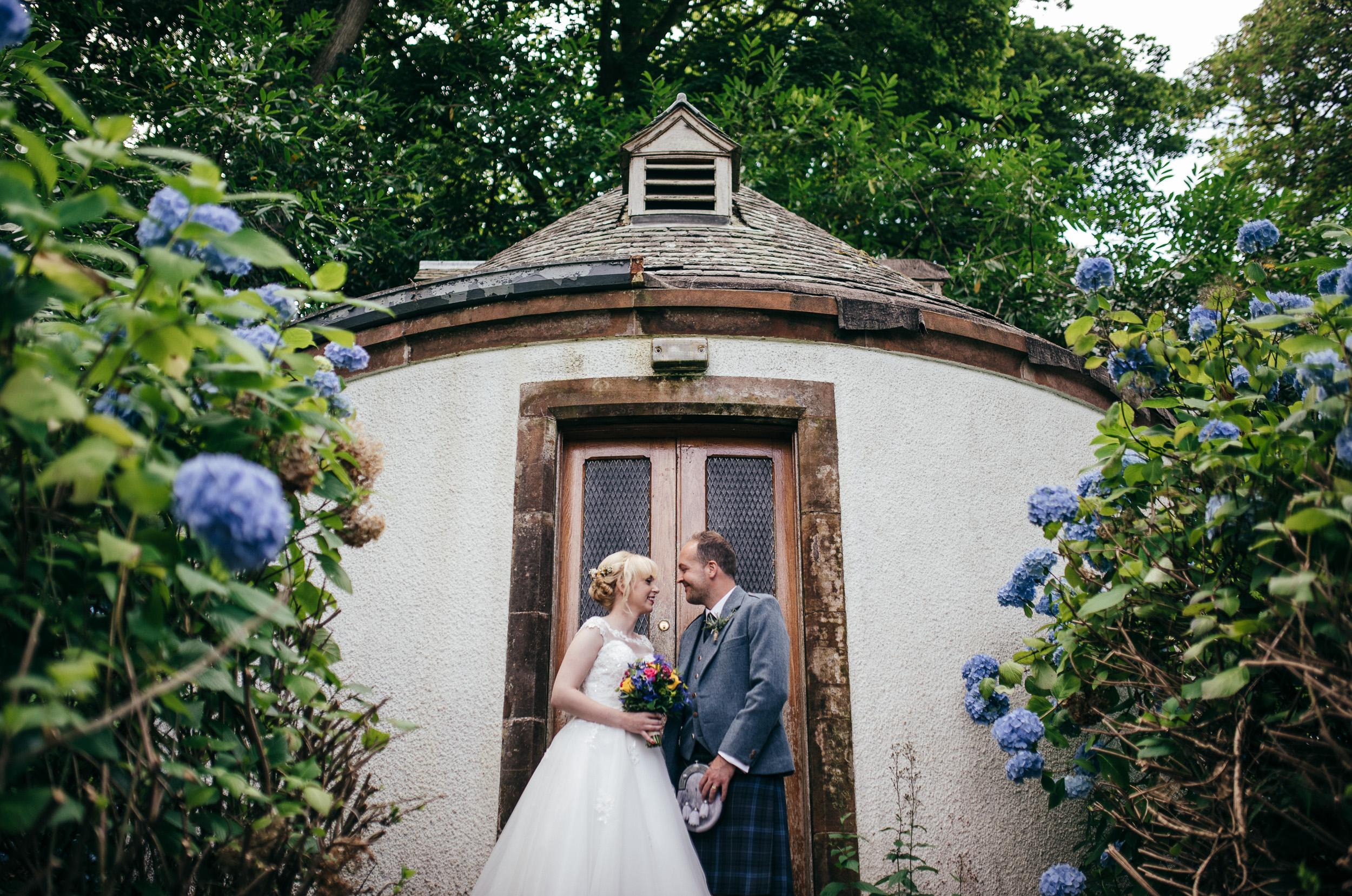 Mount Stuart Wedding Photography
