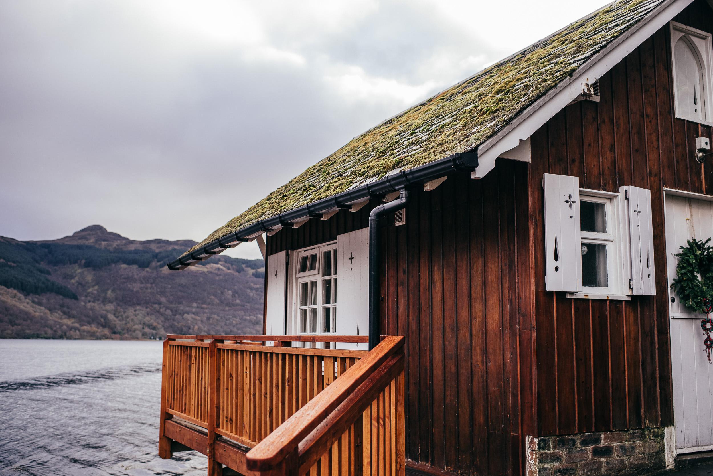 The Lodge on Loch Goil Wedding Venue