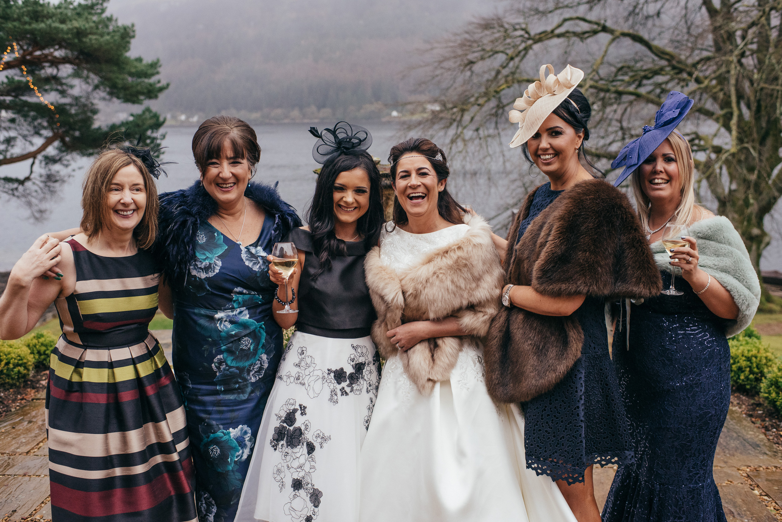 Family portraits Scotland