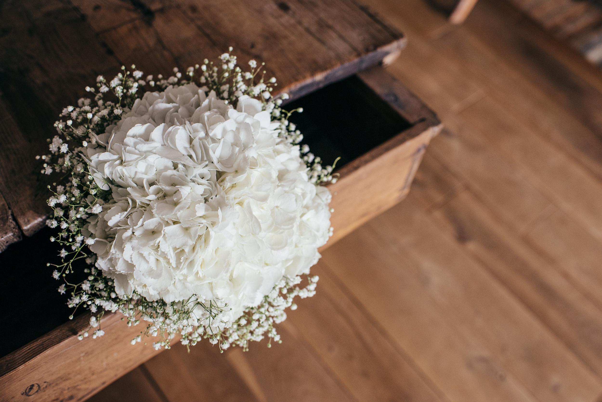 Wedding bouquet Glasgow