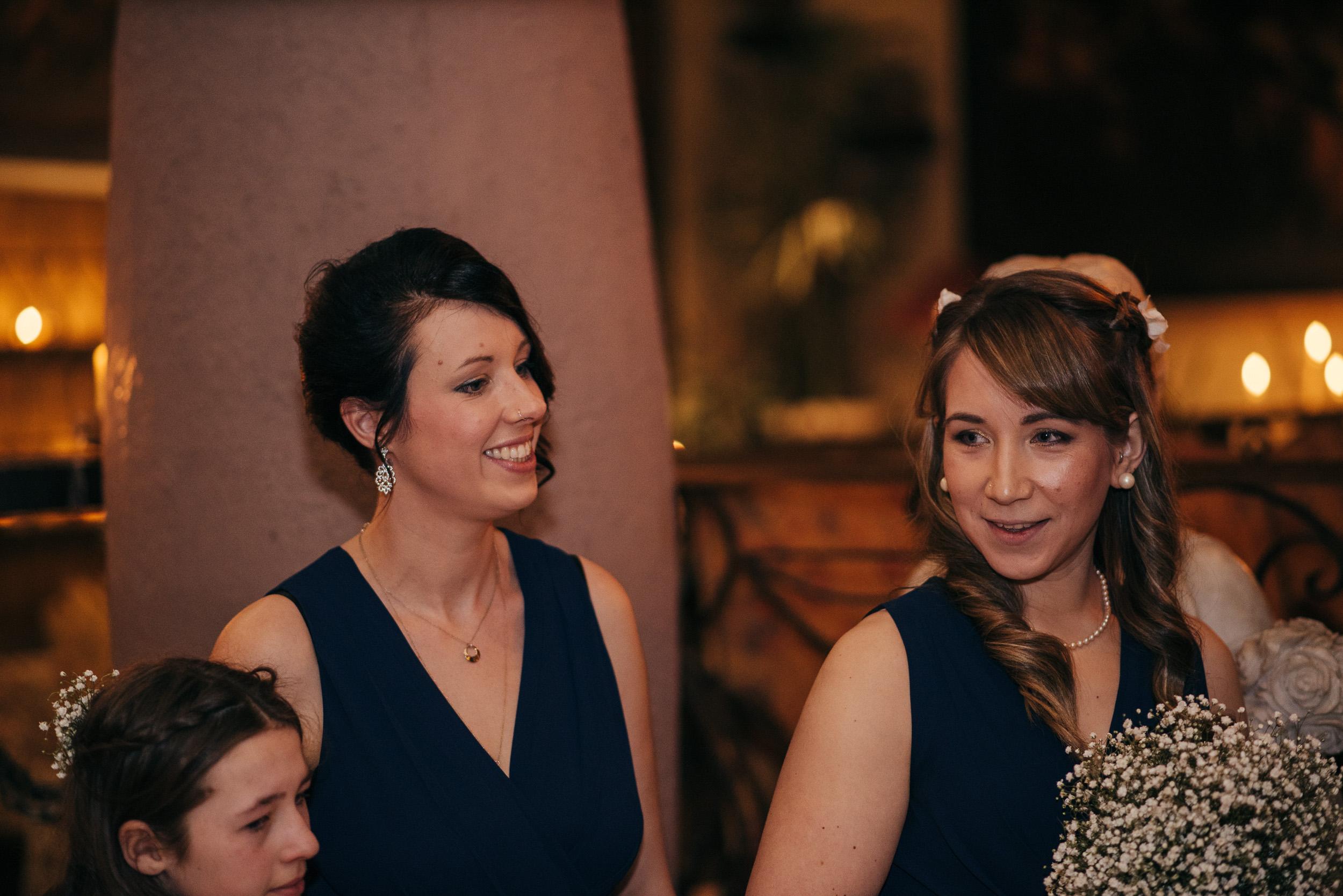 Bridesmaids ceremony Arta