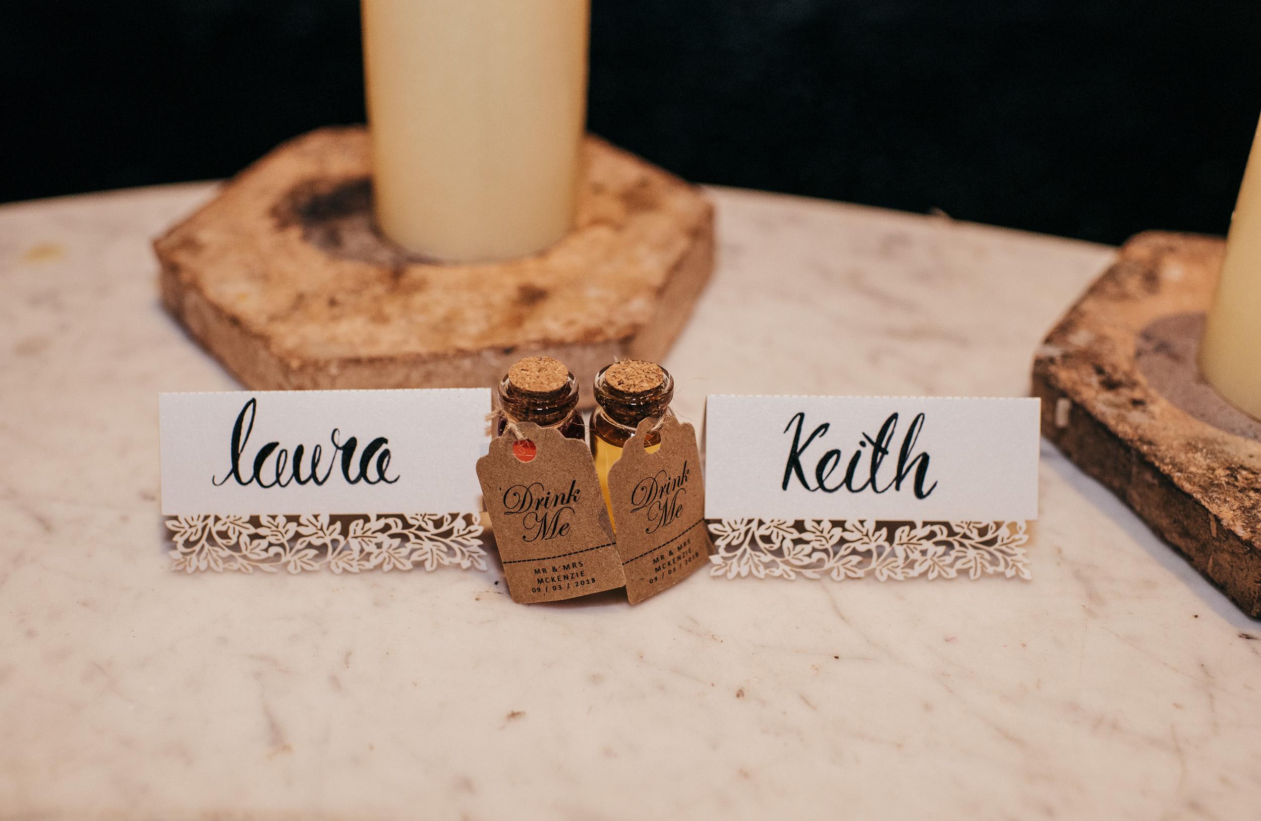 Wedding favours Arta