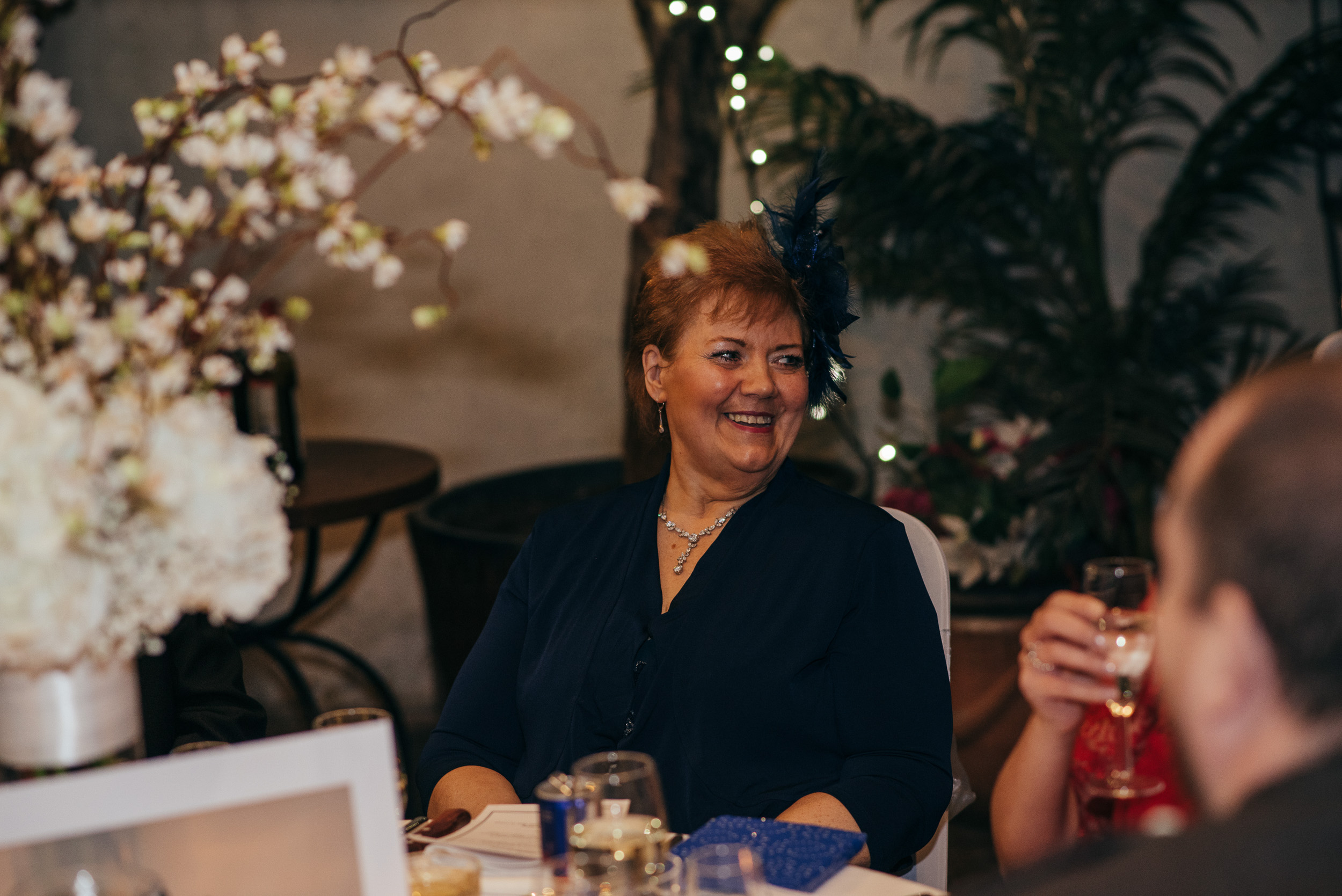 Wedding reception Arta