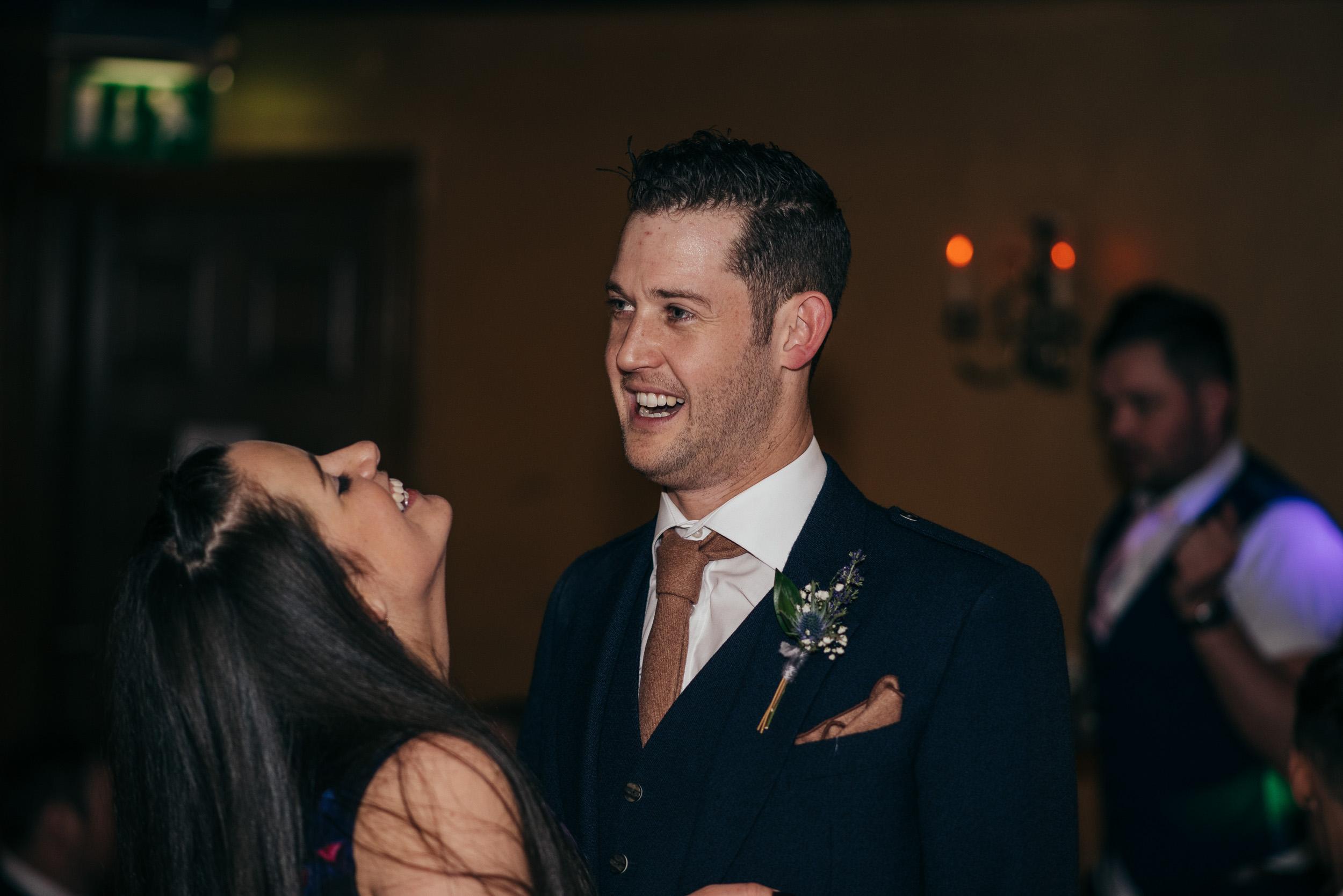 Bride and Groom first dance Arta