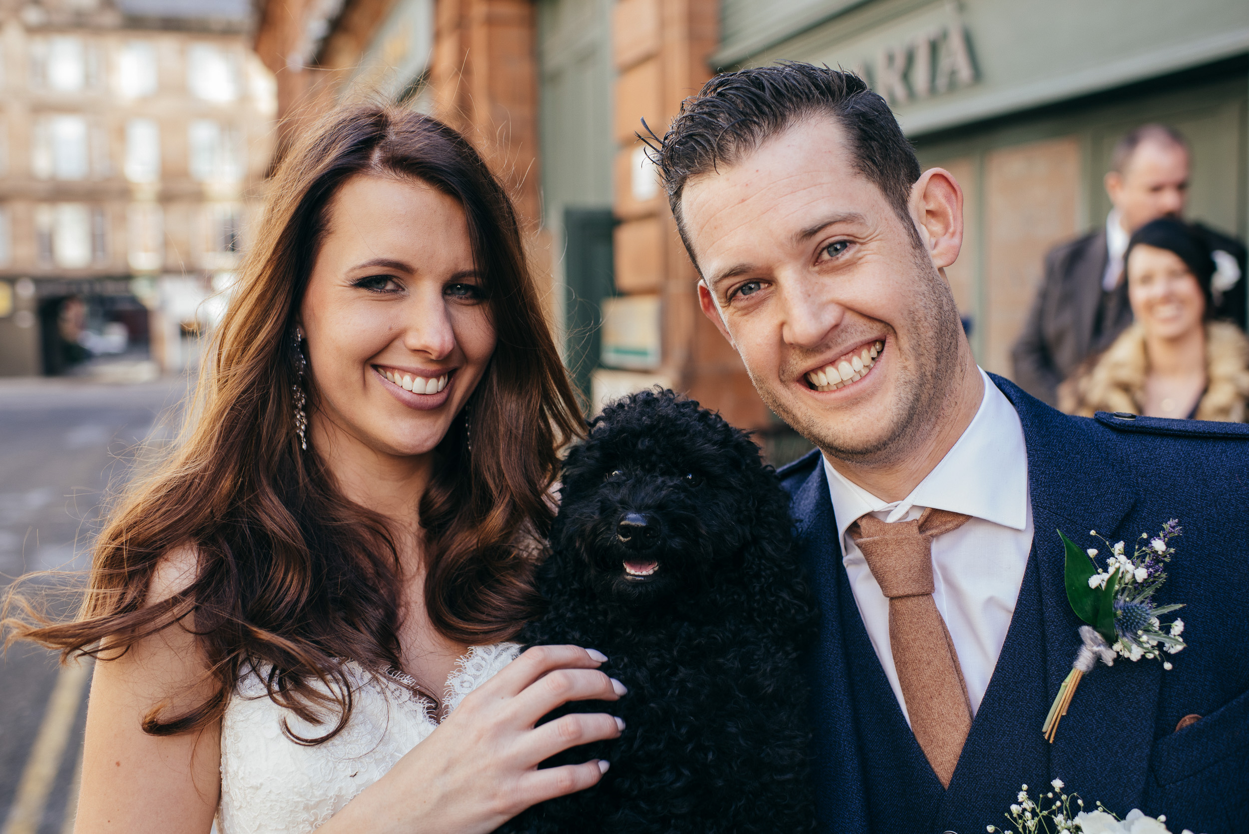 Glasgow Wedding Photographer Arta