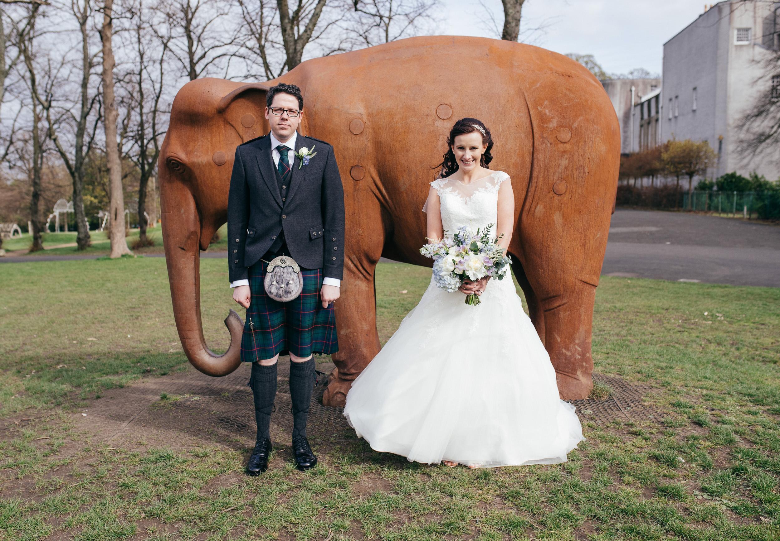 House for an Art Lover Elephant