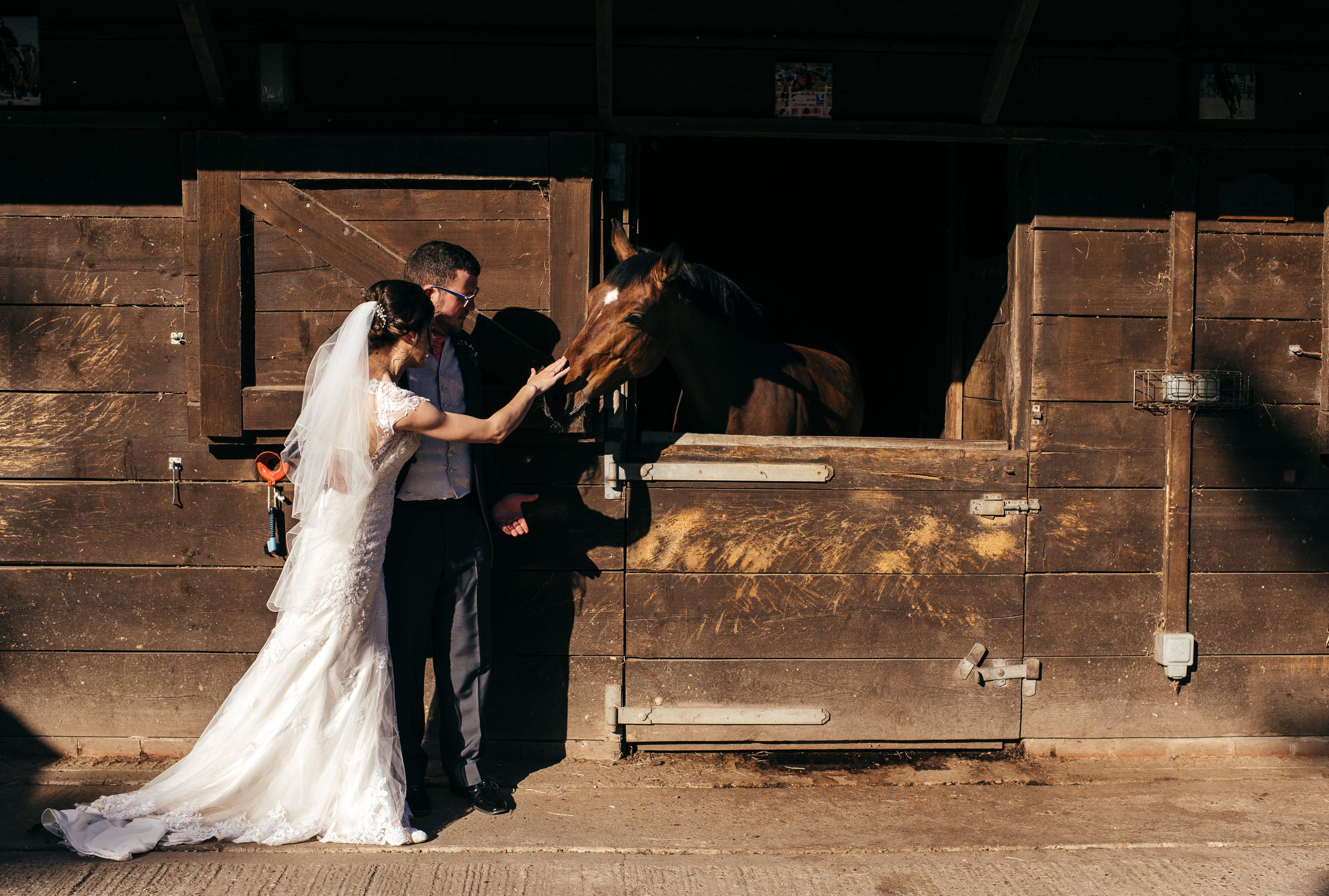 Suffolk Countryside Wedding