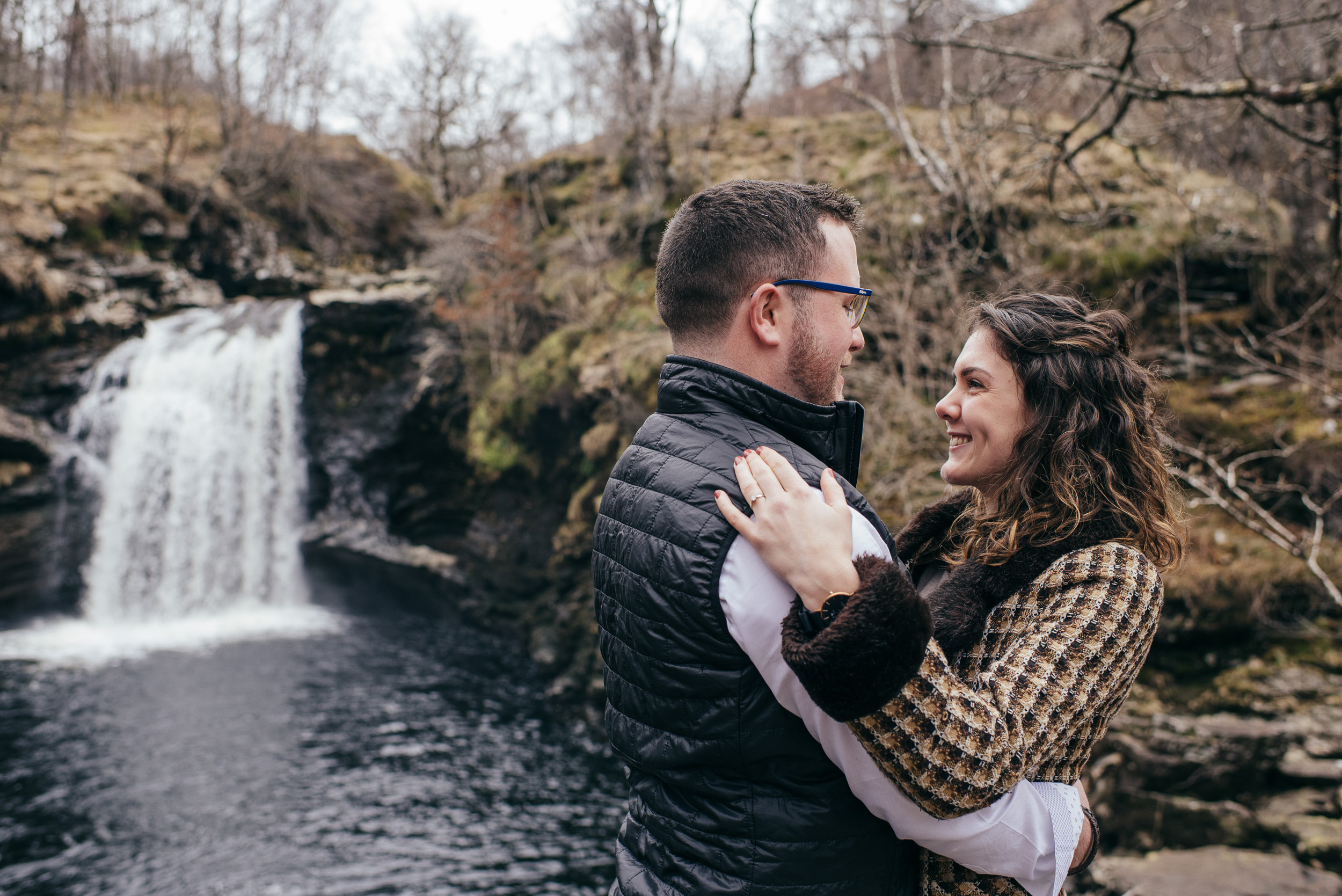 Falls of Falloch Engagement