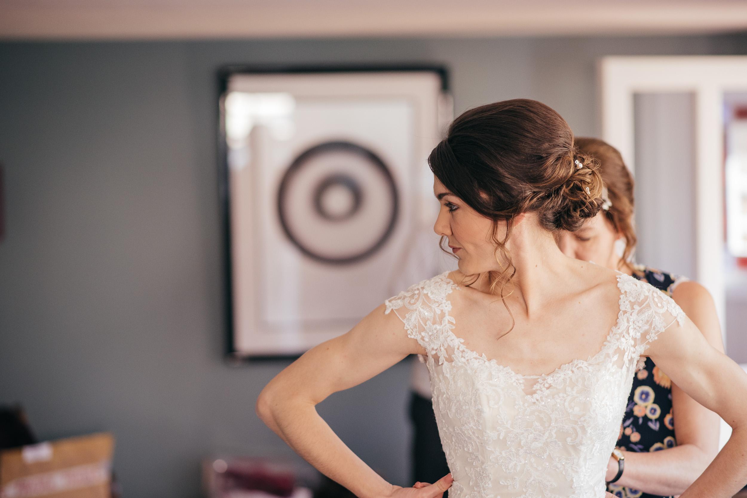 Bridal preparations Suffolk