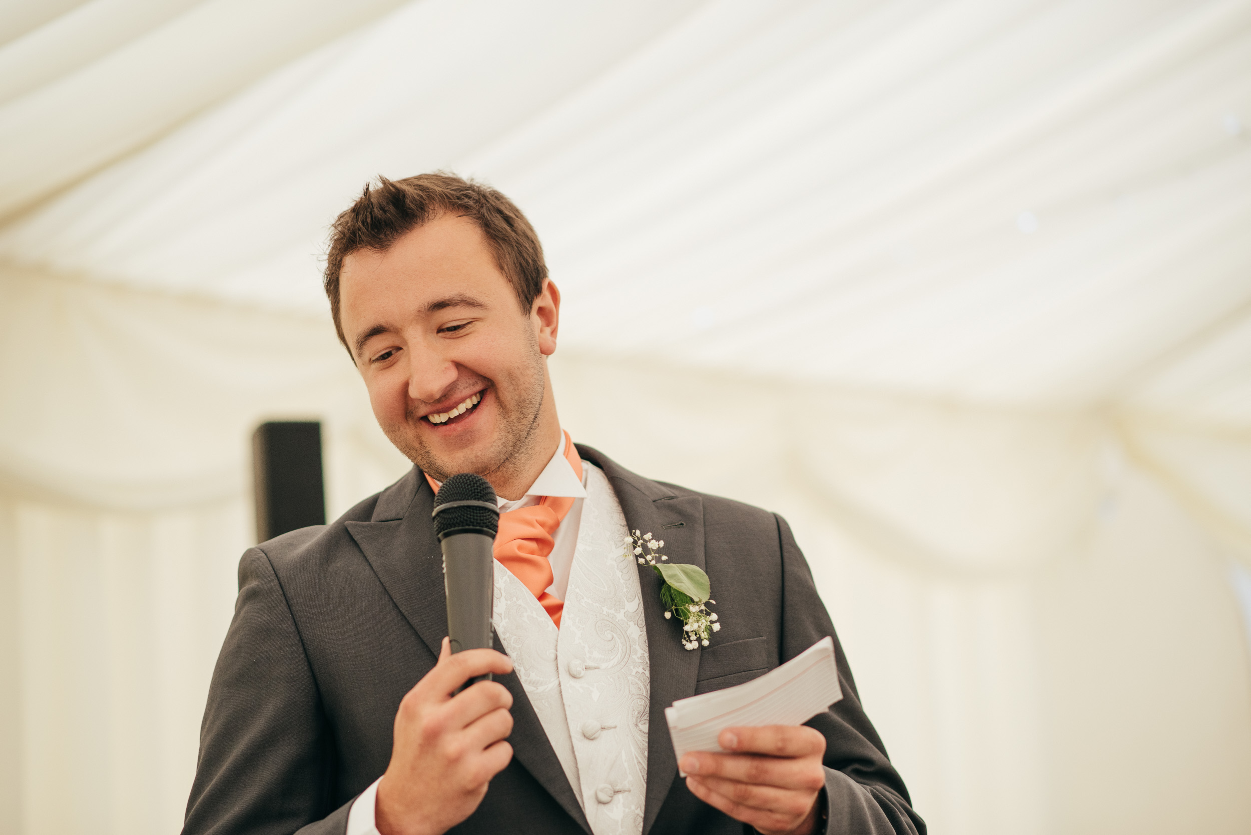 Wedding Speeches Suffolk