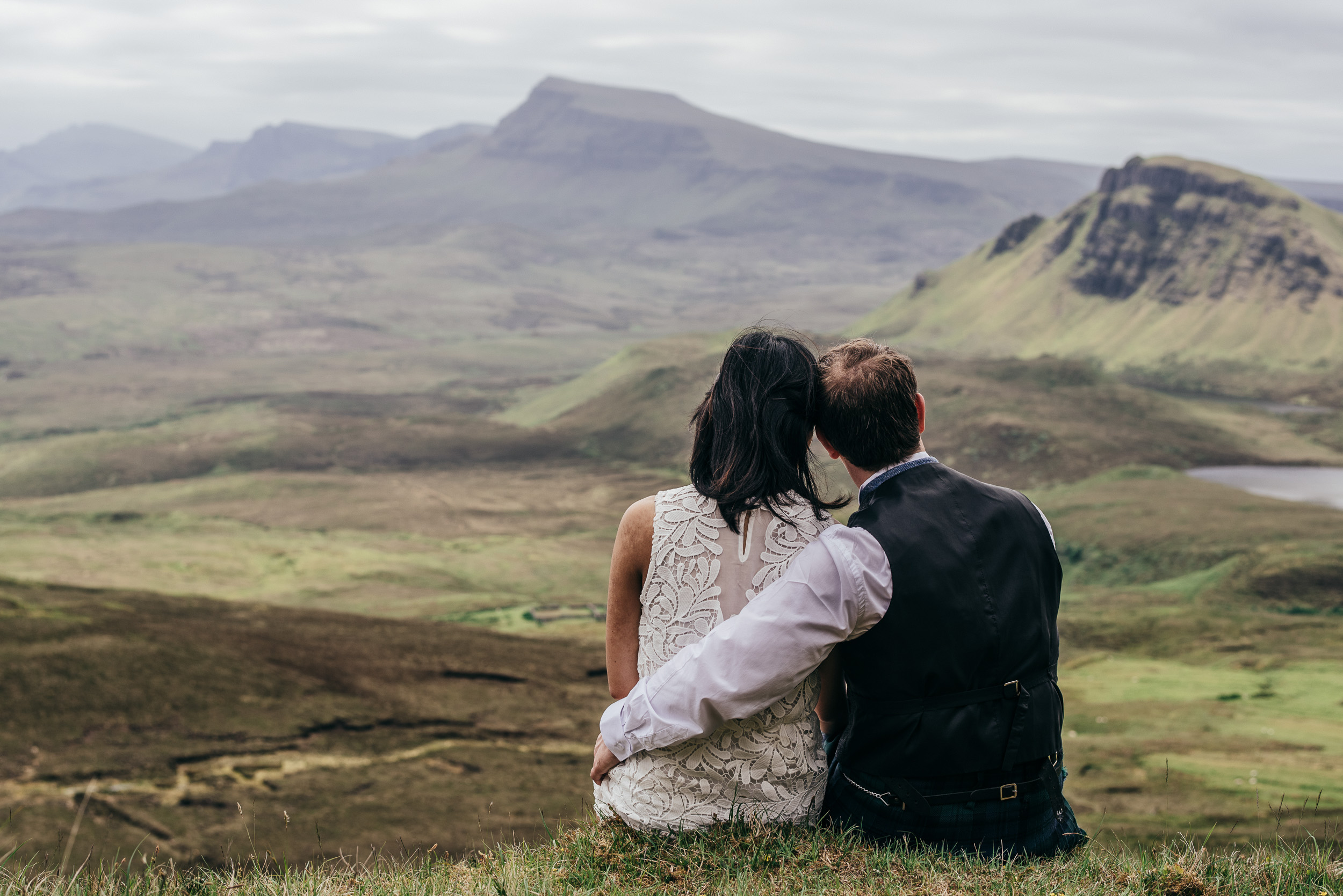 Scottish Islands Elopement
