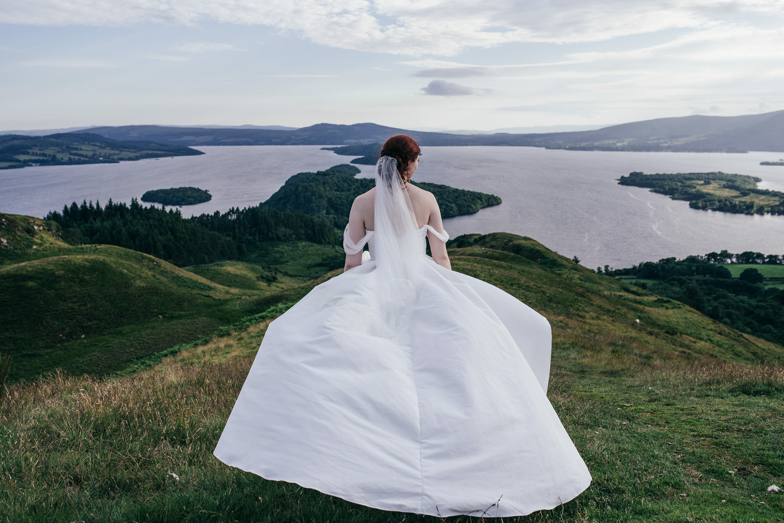 Loch Lomond Elopement