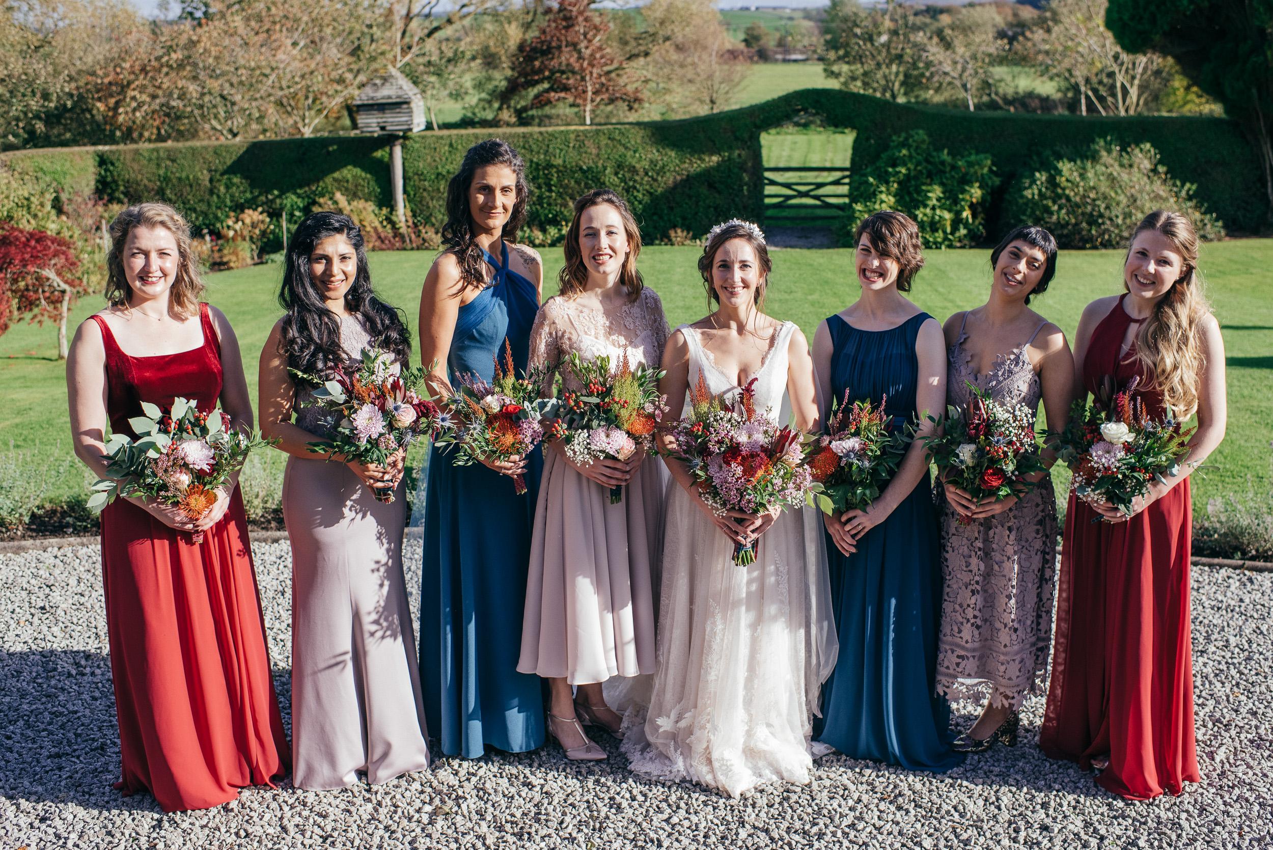 Bride squad Glasgow