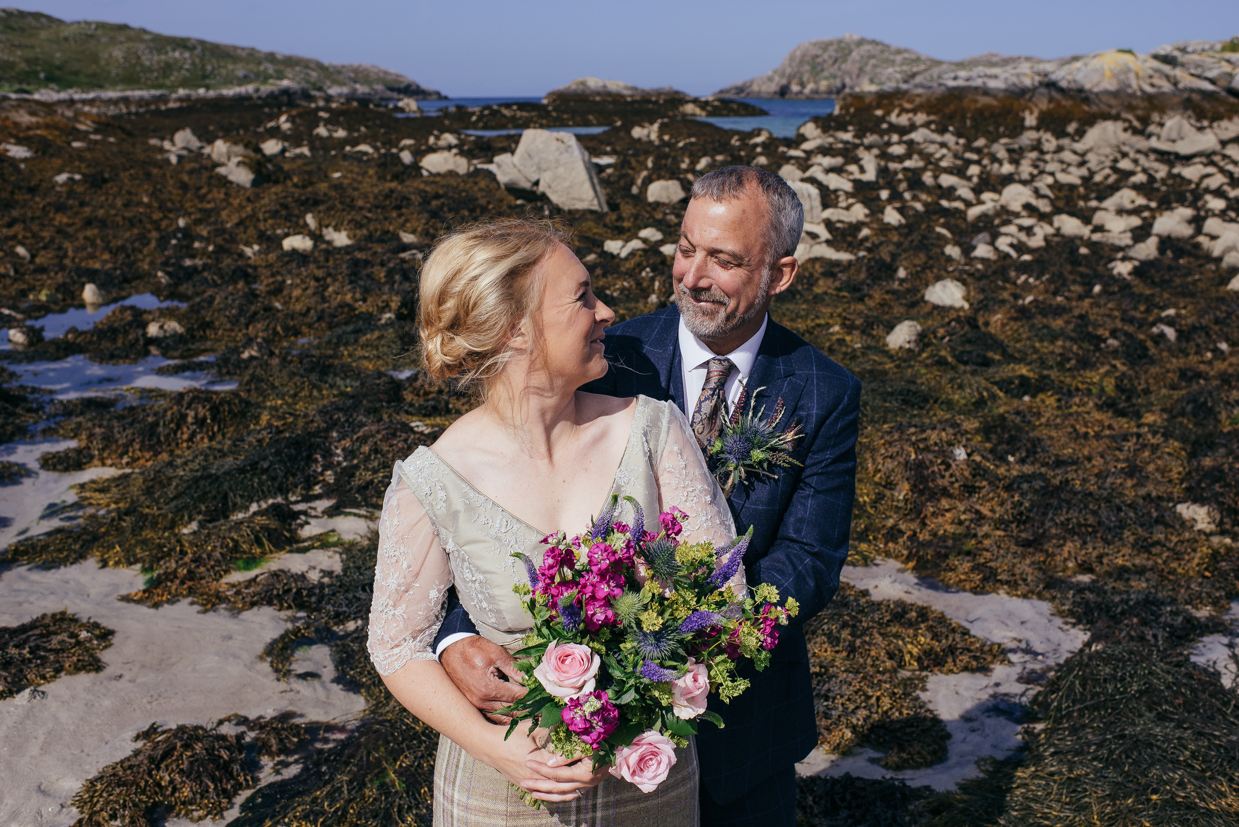Isle of Lewis elopement photography