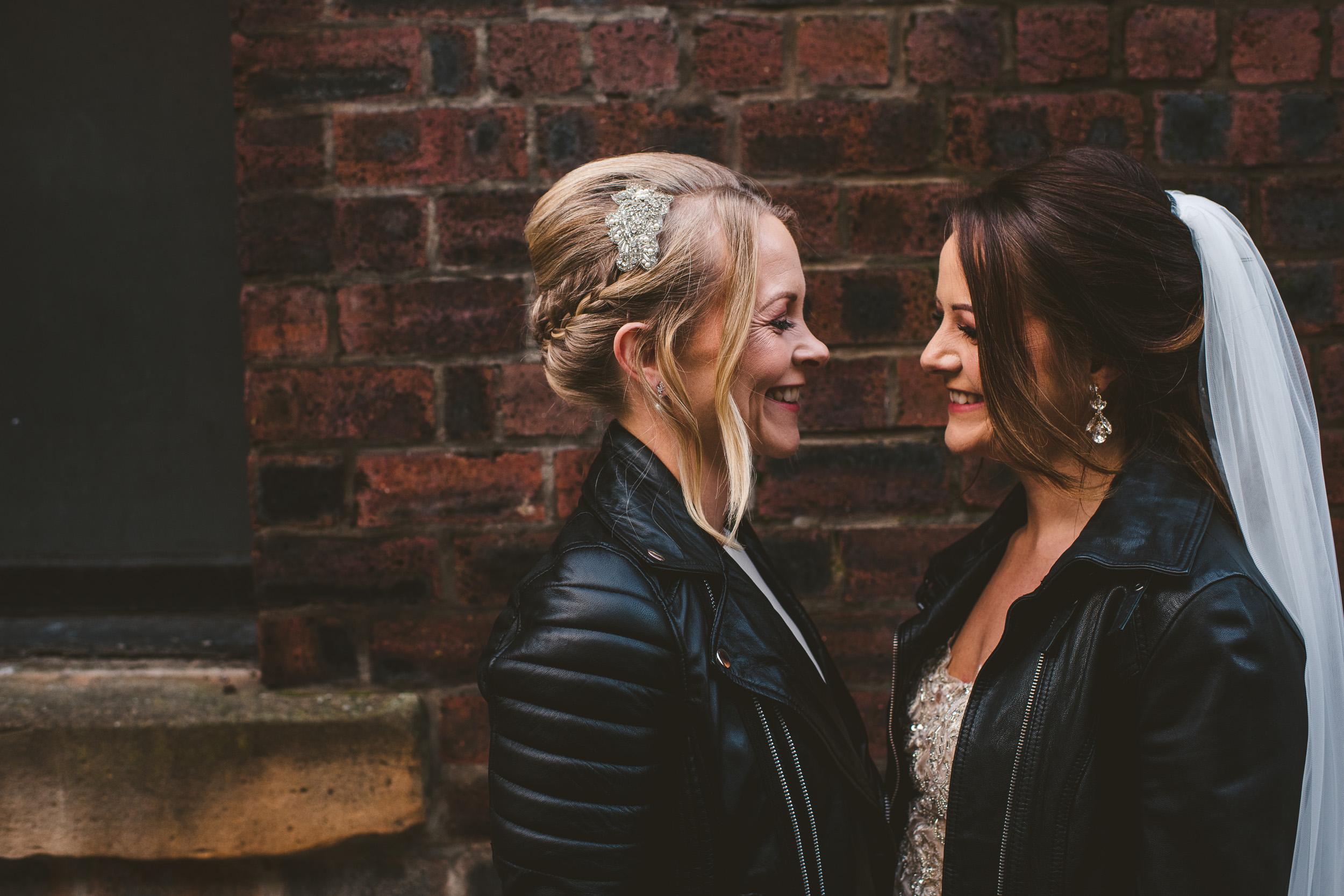 Lesbian wedding Glasgow