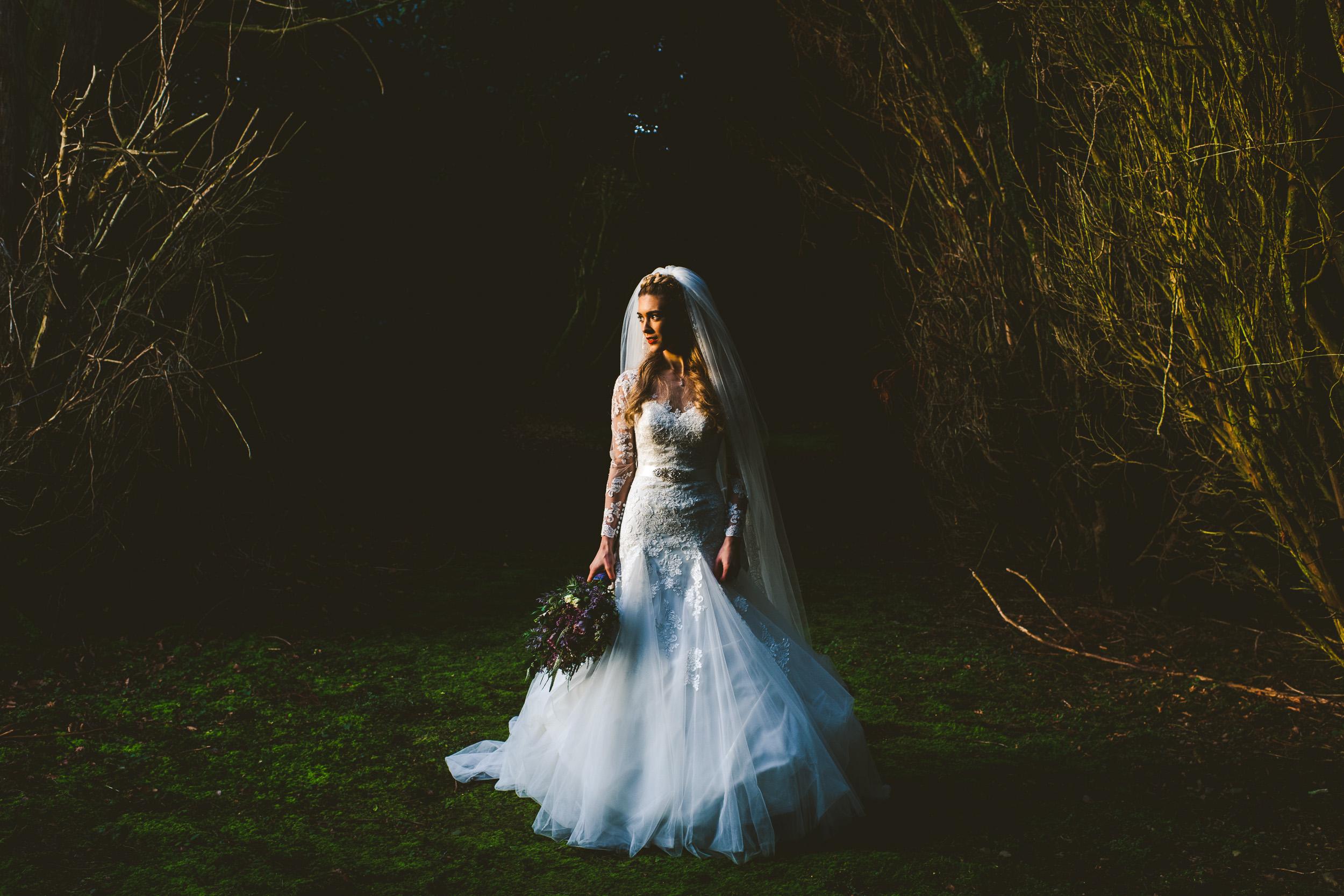 Barony Castle Wedding Scotland