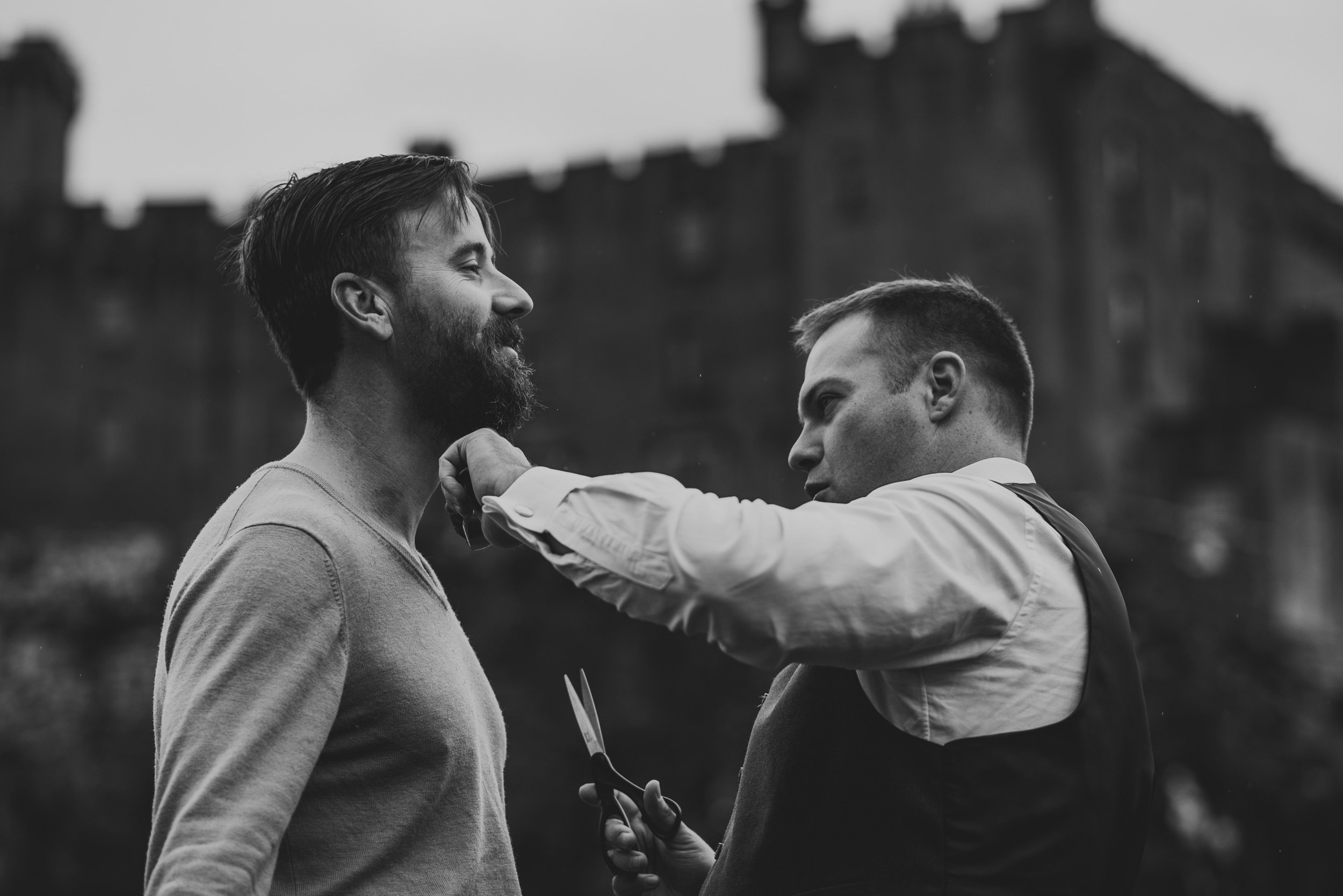 Dunvegan Castle Wedding
