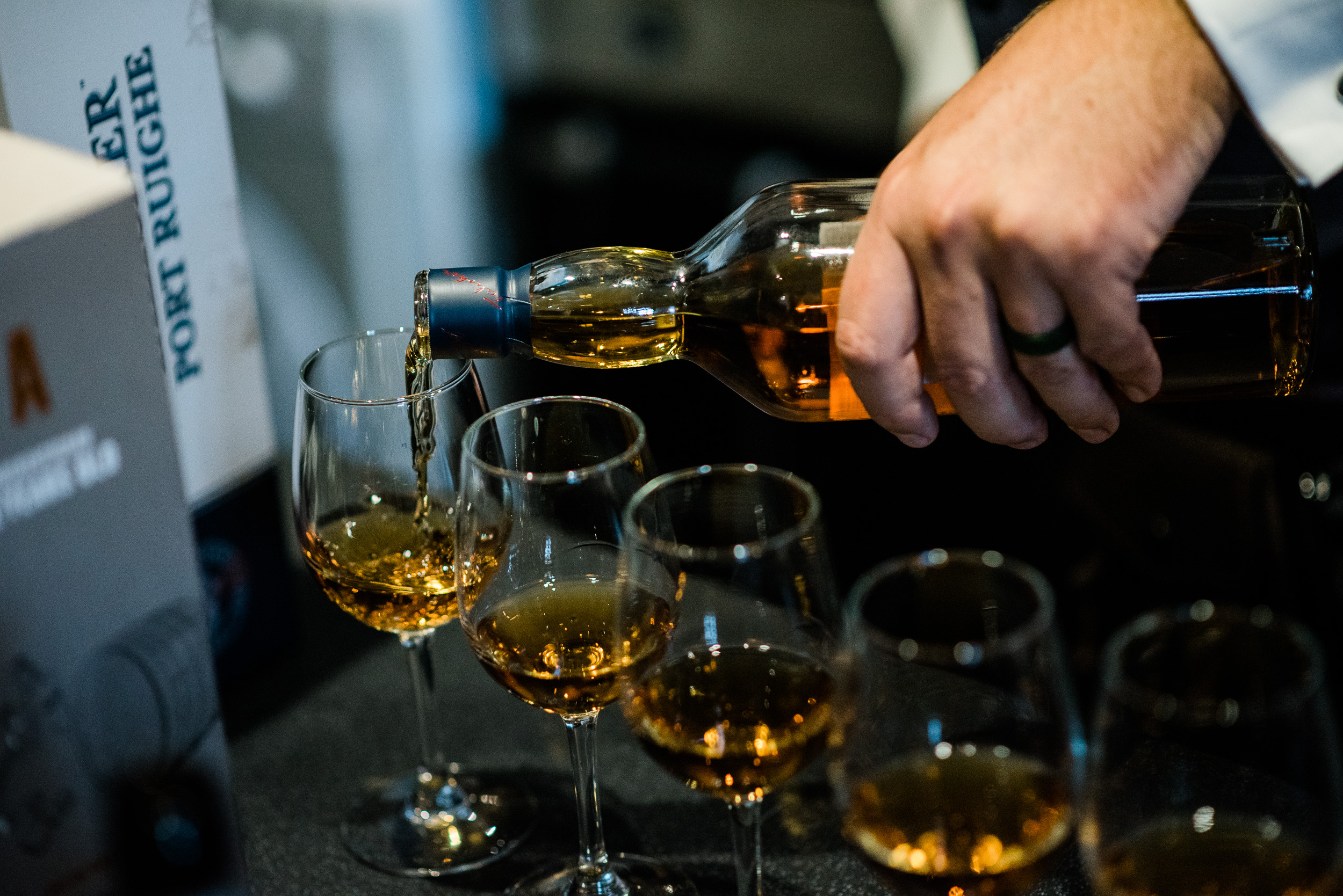 Isle of Skye Wedding whisky
