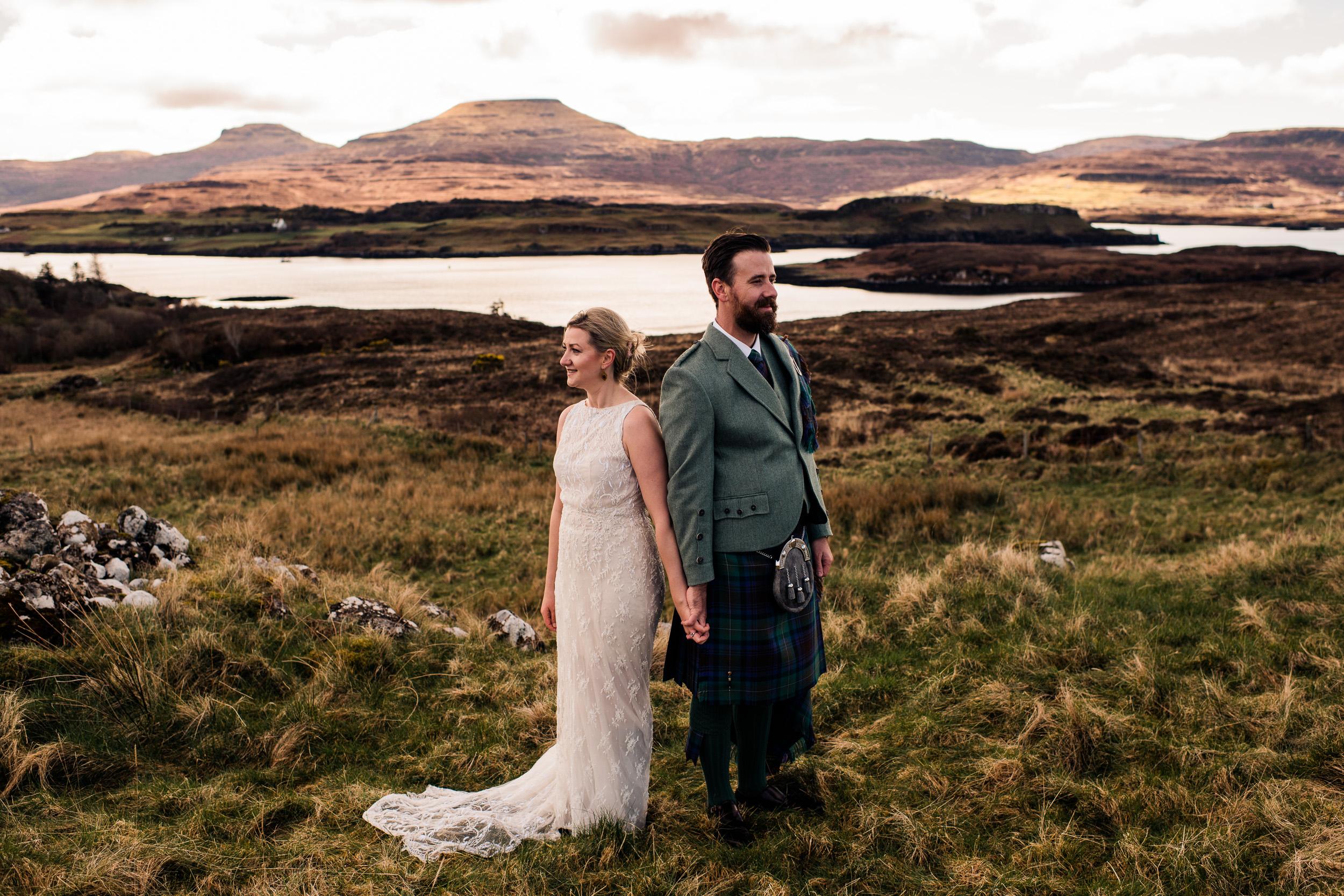Skye elopement photographer