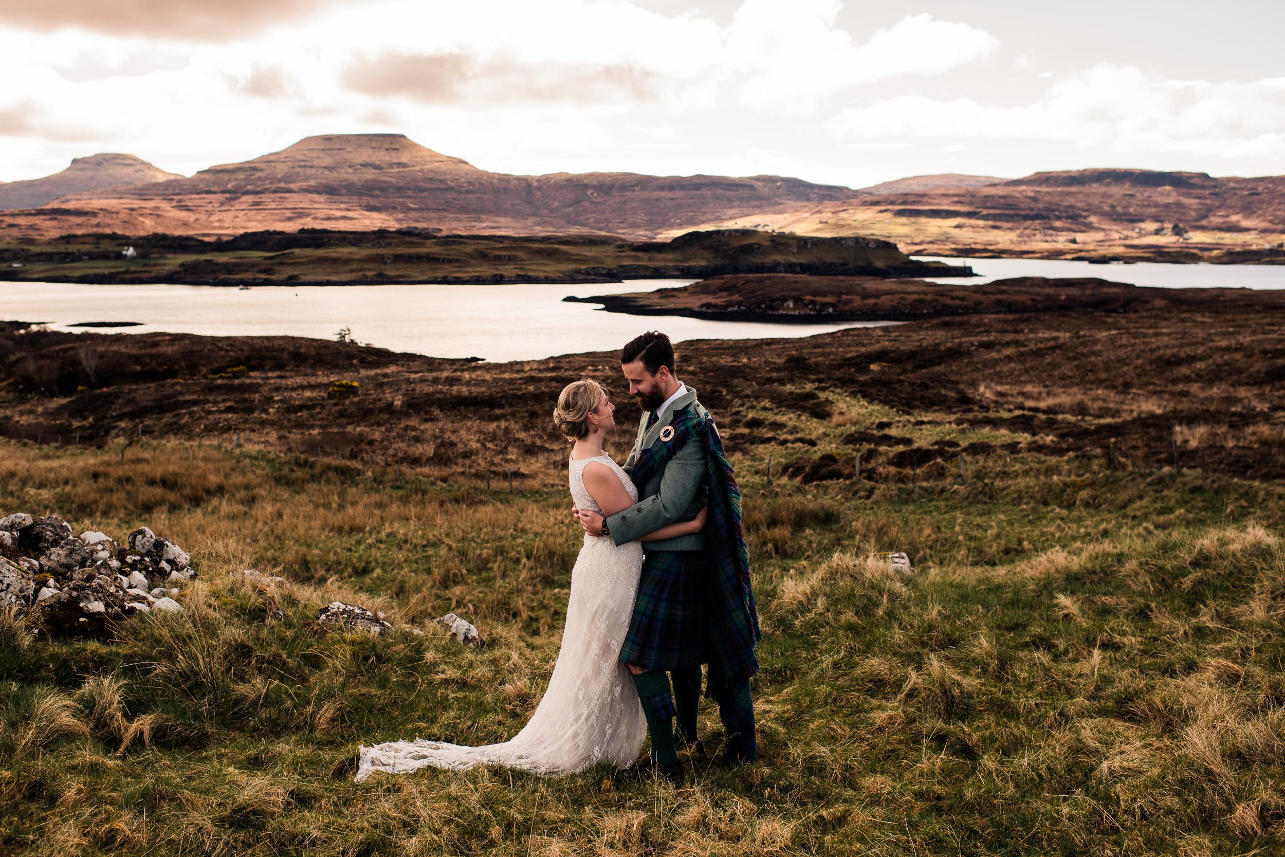 Scottish Elopement Skye