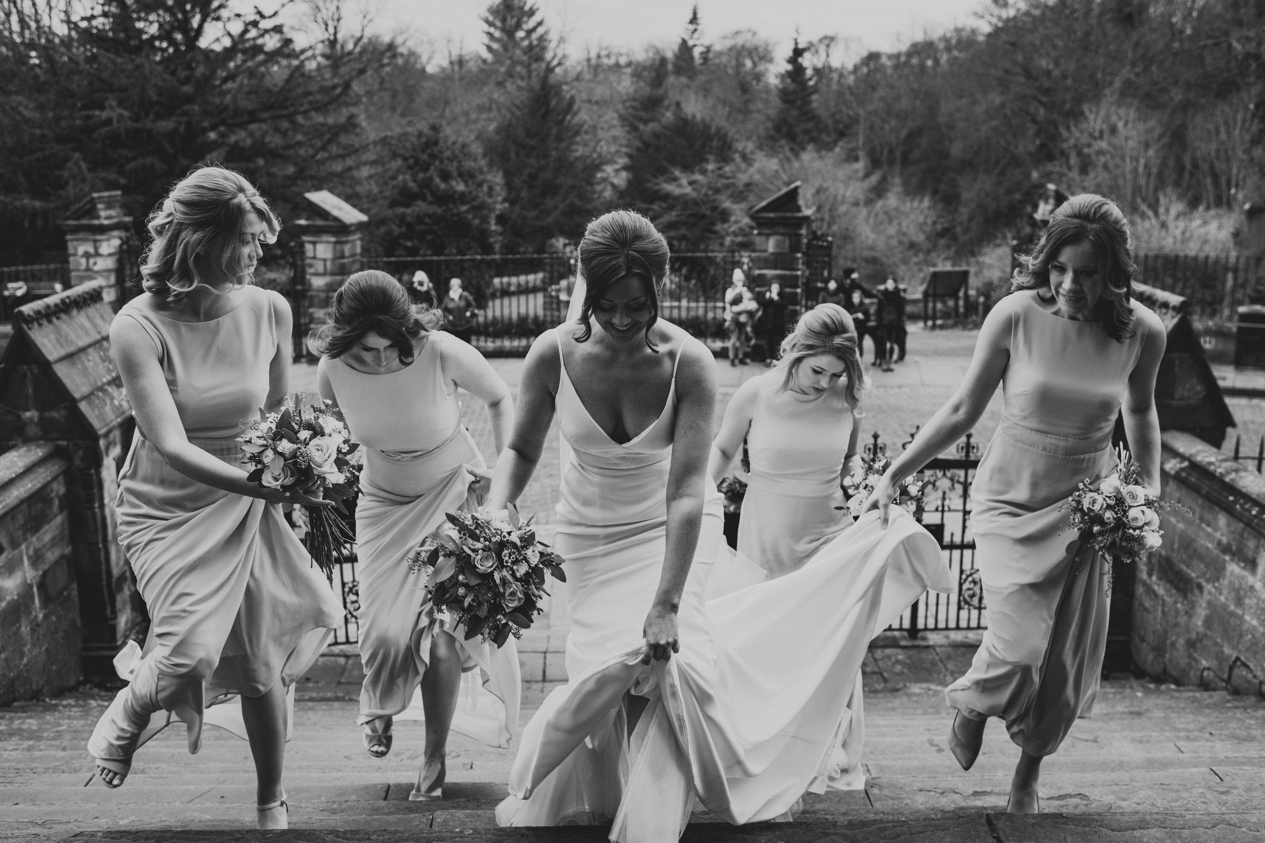 Balbirnie House Wedding