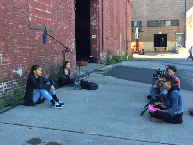 brandon milbradt interviews zendaya