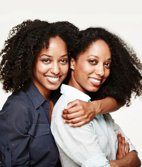 KEISHA AND KELLIE