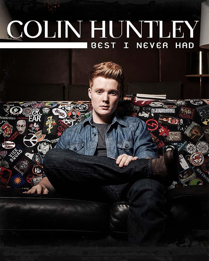 COLIN HUNTLEY