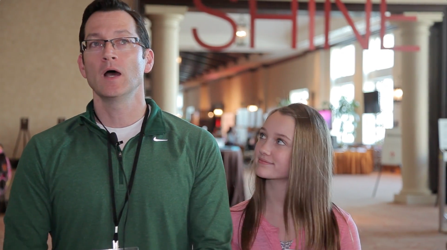 """Download """"What AMTC Means To One Dad"""" Video"""