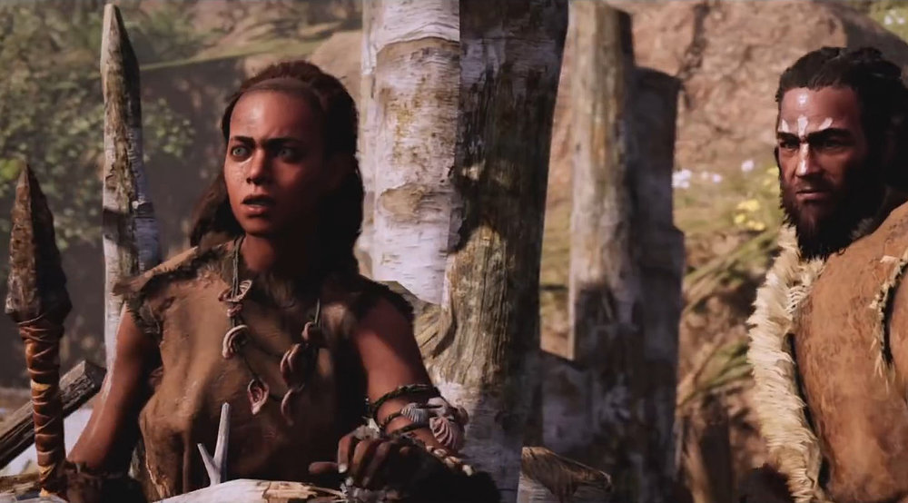 Far Cry Primal Trailer King Of The Stone Age Kieran O Sullivan
