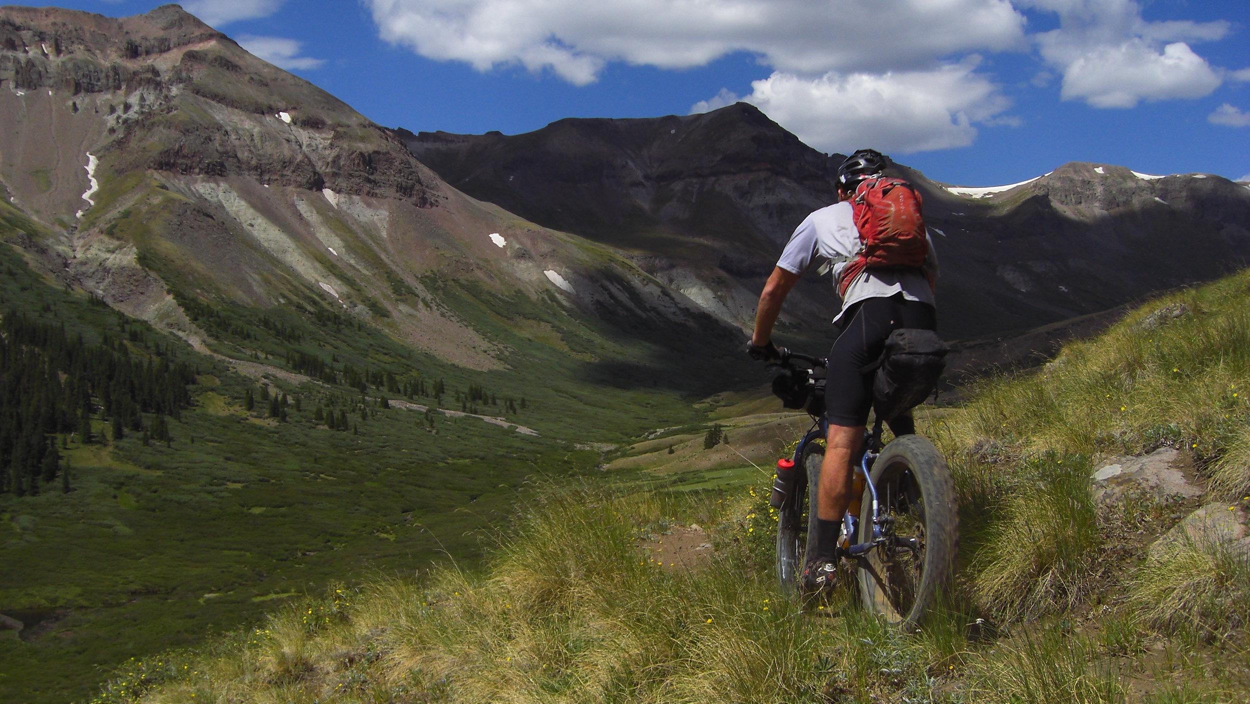 Touring the Colorado Trail