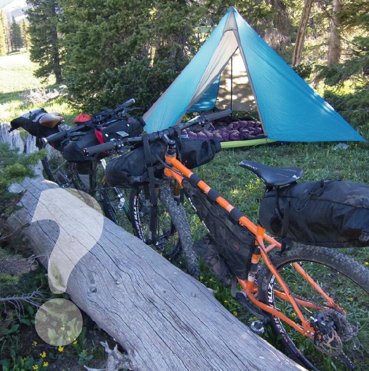 What is Bikepacking?