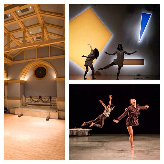 Stuffed: Laura Peterson Choreography and ChrisMastersDance at Judson Memorial Church... Wednesday, July 1 at 7pm. FREE!