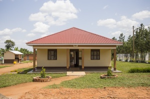 Christine's House in Gulu, Uganda.