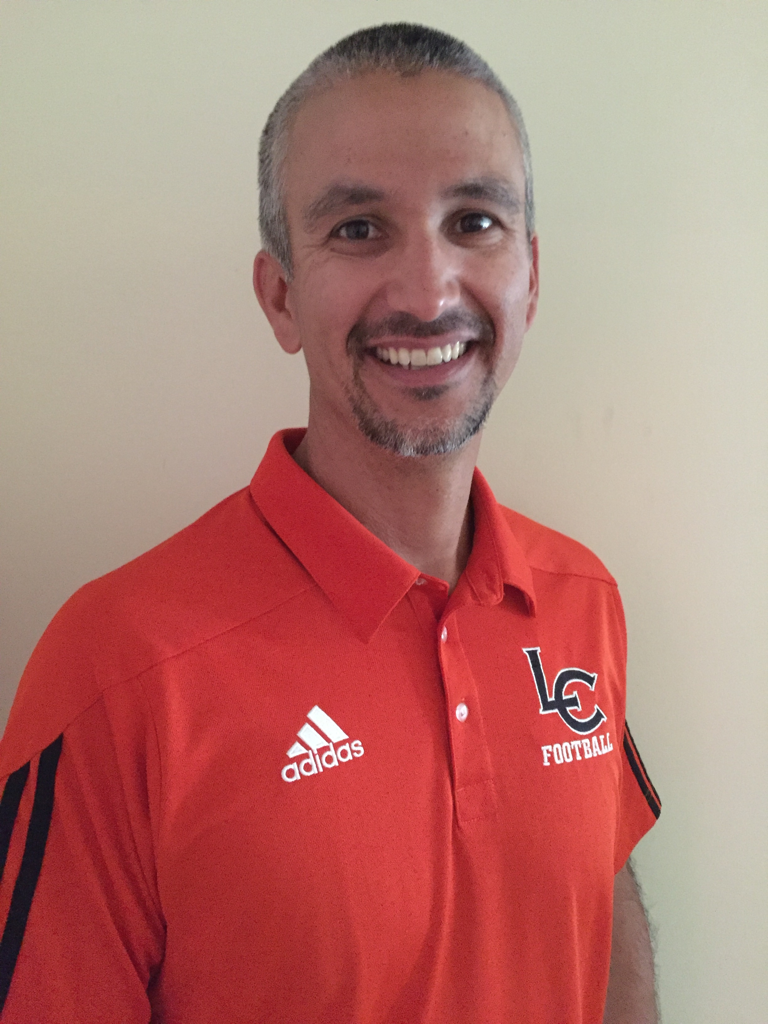 Coach Jeff Cortez organized the Freedom 4/24 fundraiser for the second year in a row.