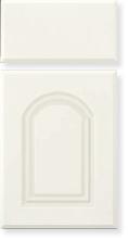 Arch-48-D (Antique White Hi-Gloss)