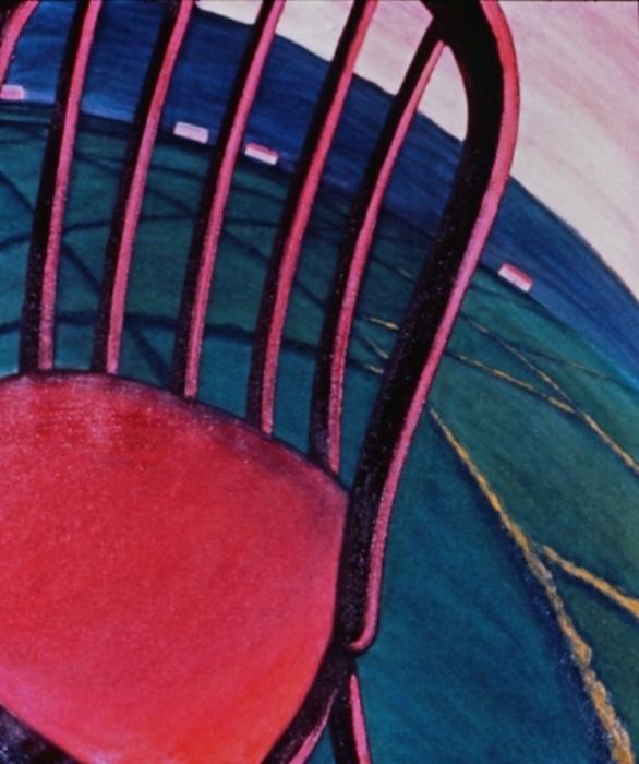 Ellis Island Artifact Project, Chair I