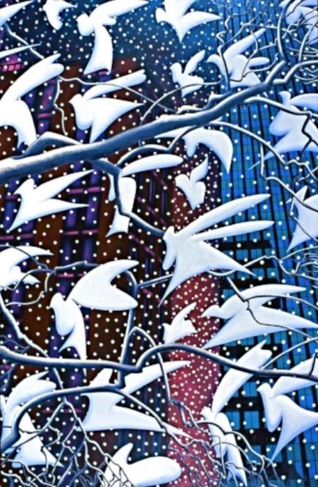 Lexington Winter