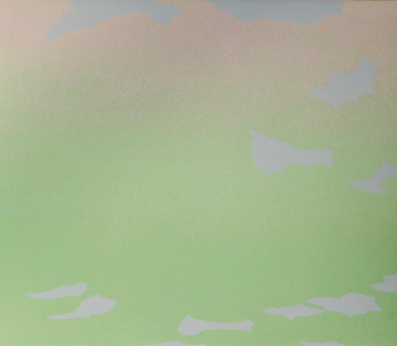 """Silkscreen, 20 x 23"""", 1975"""