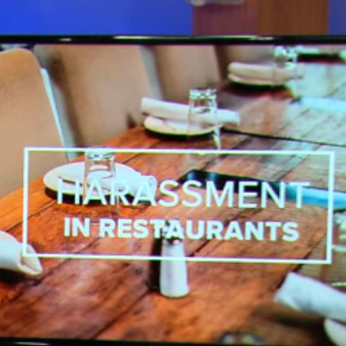 Sexual Harassment in the Restaurant Industry - KARE 11 — April 19, 2018