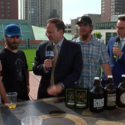 'In Cahoots': 12 Local Breweries Team Up For Collaborations - WCCO CBS Minnesota – August 10, 2016