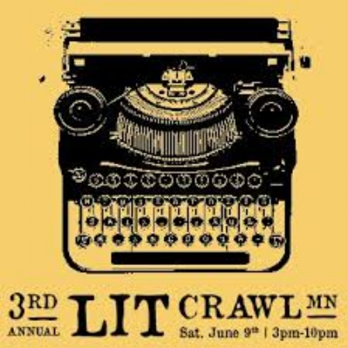 2018 Lit Crawl MN - City Pages — June 2018