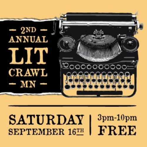 BOOKMARK: Lit Crawl MN Offers 'Literary Adventure' All Over Minneapolis - Star Tribune — September 1, 2017