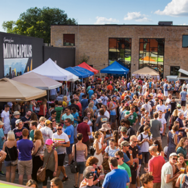 The nonprofit teaching Minnesotans about ranked choice voting one beer festival at a time    The Growler - October 30, 2018