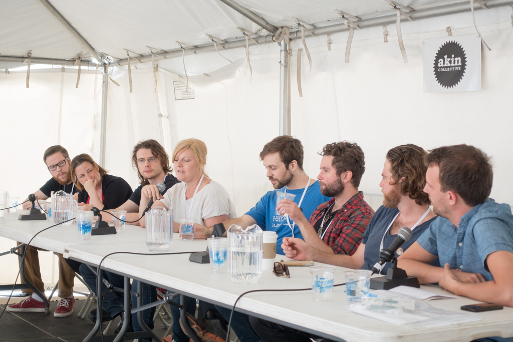 TOAE Discussion Panel, 2015