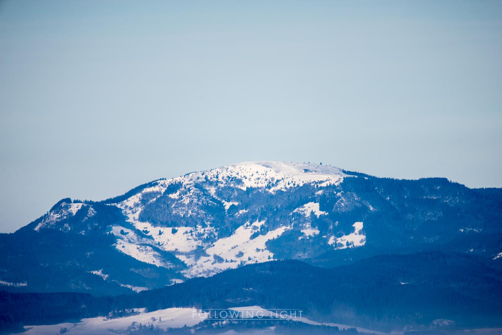 3. Schwarzwald Belchen